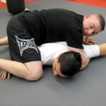 Martin Green team member grappling with opponent
